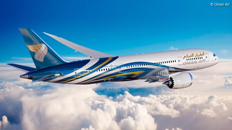 Oman Air Safety Video