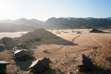 Hoanib Valley Camp Namibia